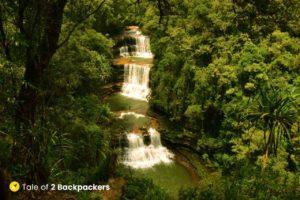 Wei Sawdong Waterfall Cherrapunjee