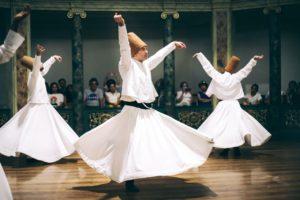 Whirling Dervishes in Konya Turkey