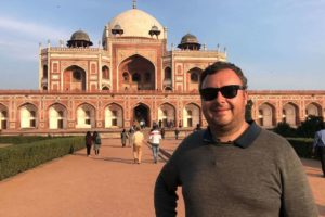 Humayun's Tomb, Delhi - Experience in India through the eyes of foreign travellers