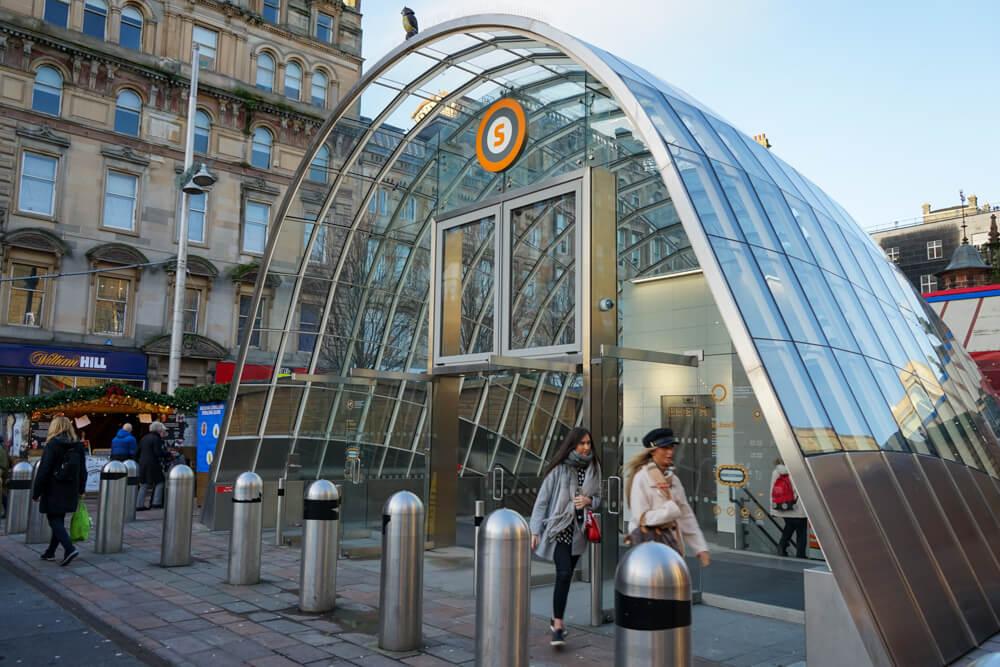 Glasgow Subway - How to move around Glasgow