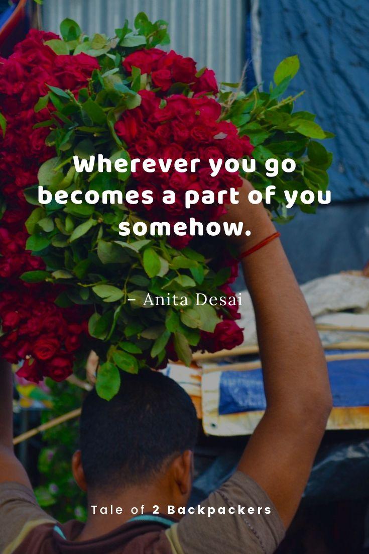 Anita Desai India Quotes