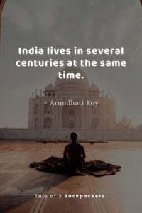 Best quotes about India by Arundhati Roy