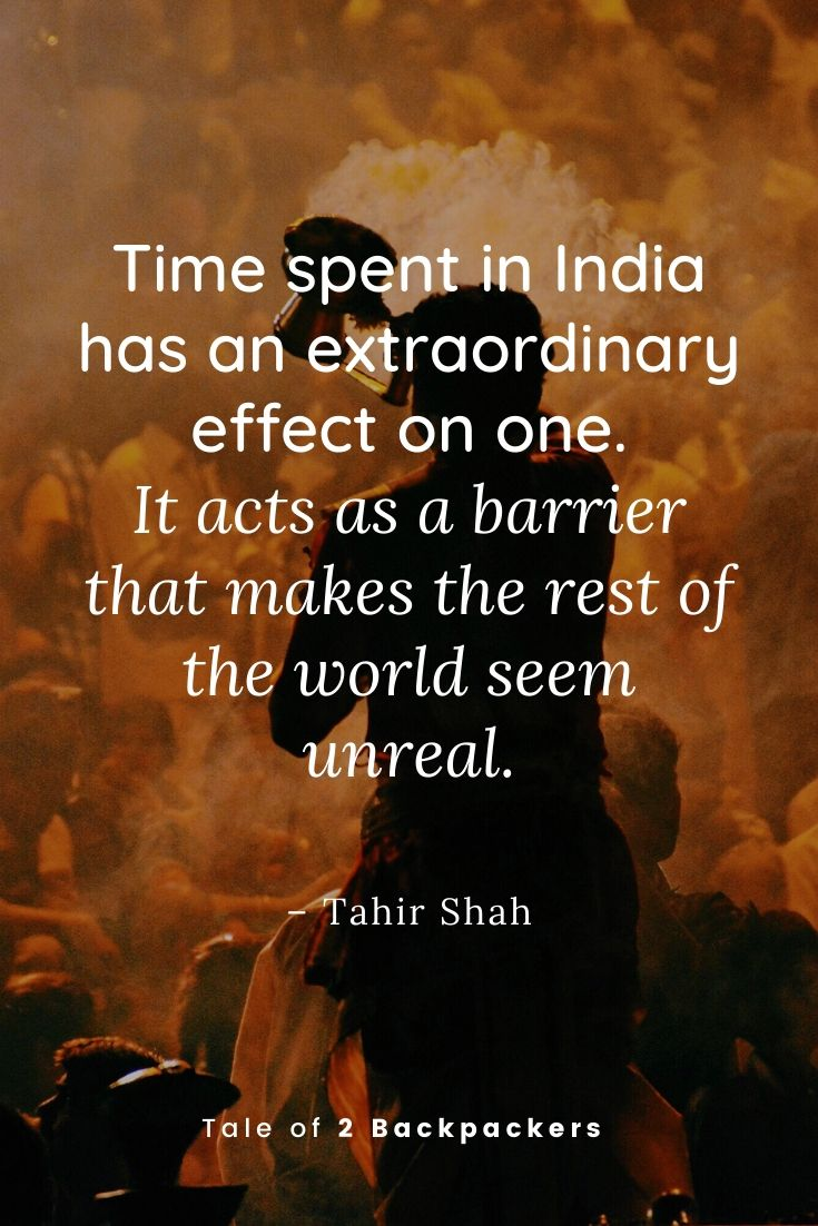 India quotes by Tahir Shah