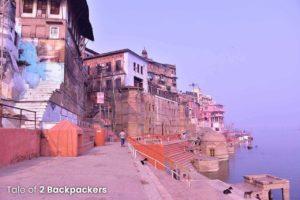 Panchganga Ghat in Varanasi