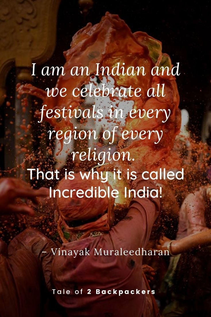 Quotes about Incredible India - India Quotes