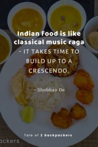 Quotes about Indian food