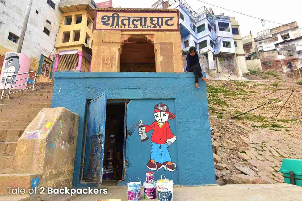 Shitala Ghat Varanasi