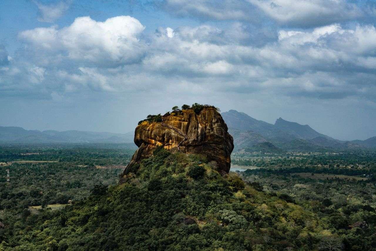 Sigriya Rocks Sri Lanka