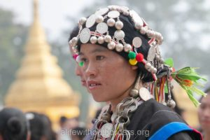 Akha woman in Muang Sing, Laos - Interesting and fascinating cultures around the world