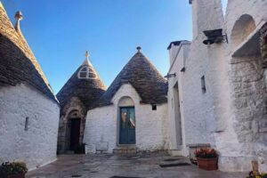 Alberobello Italy - Hidden gem in italy