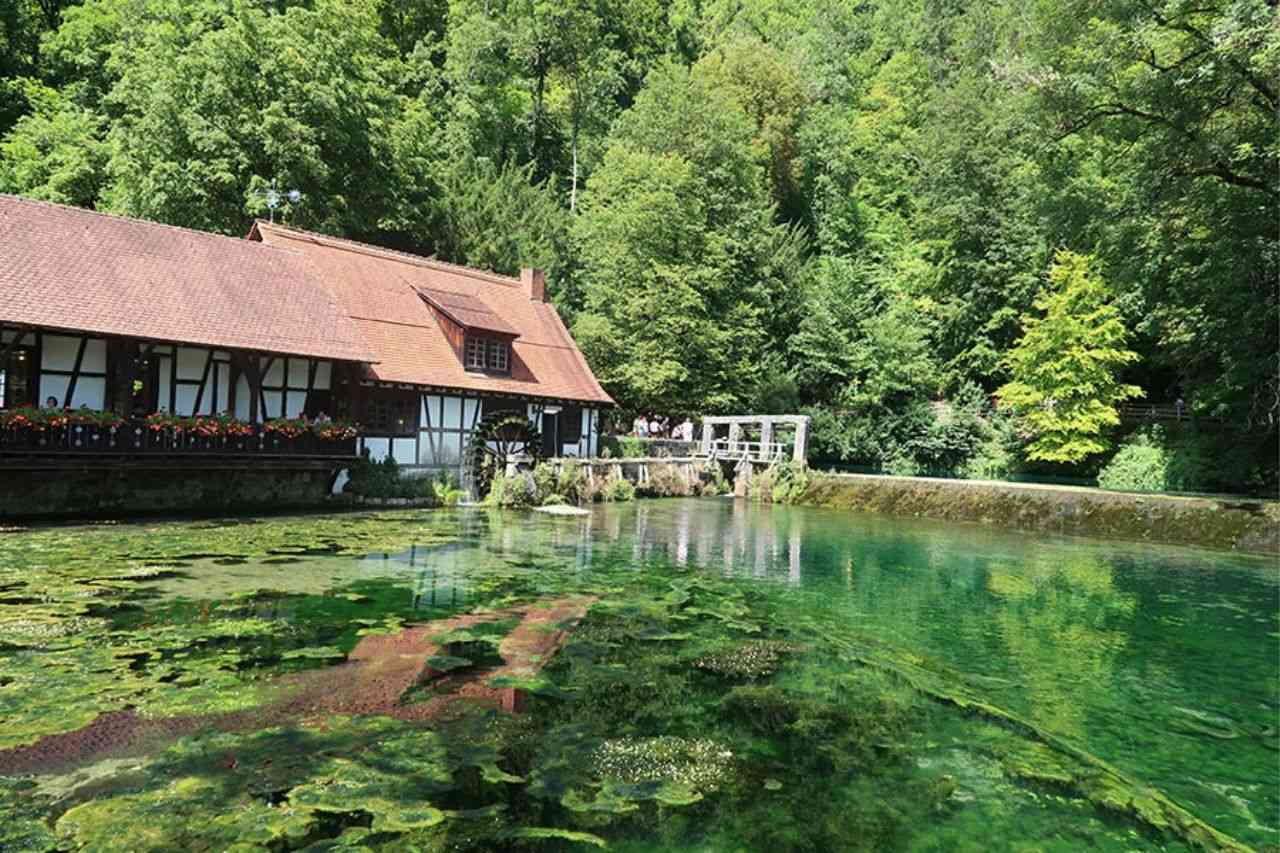 Blautopf, Germany - hidden gems in Europe
