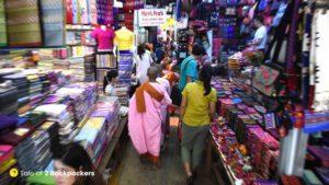 Bogyoke market at Yangon - visit Local markets - best travel tips