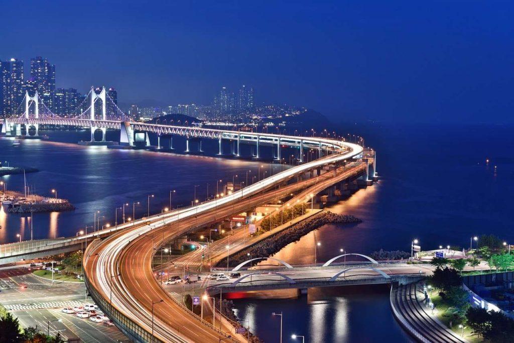 Busan Night skyline - things to do in Busan, South Korea