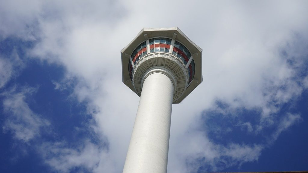 Busan Tower - Best Place to visit in Busan