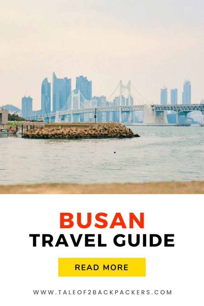 Best Things to do in Busan - Travel Guide