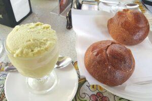 Catanese cuisine - Bronte SIcily