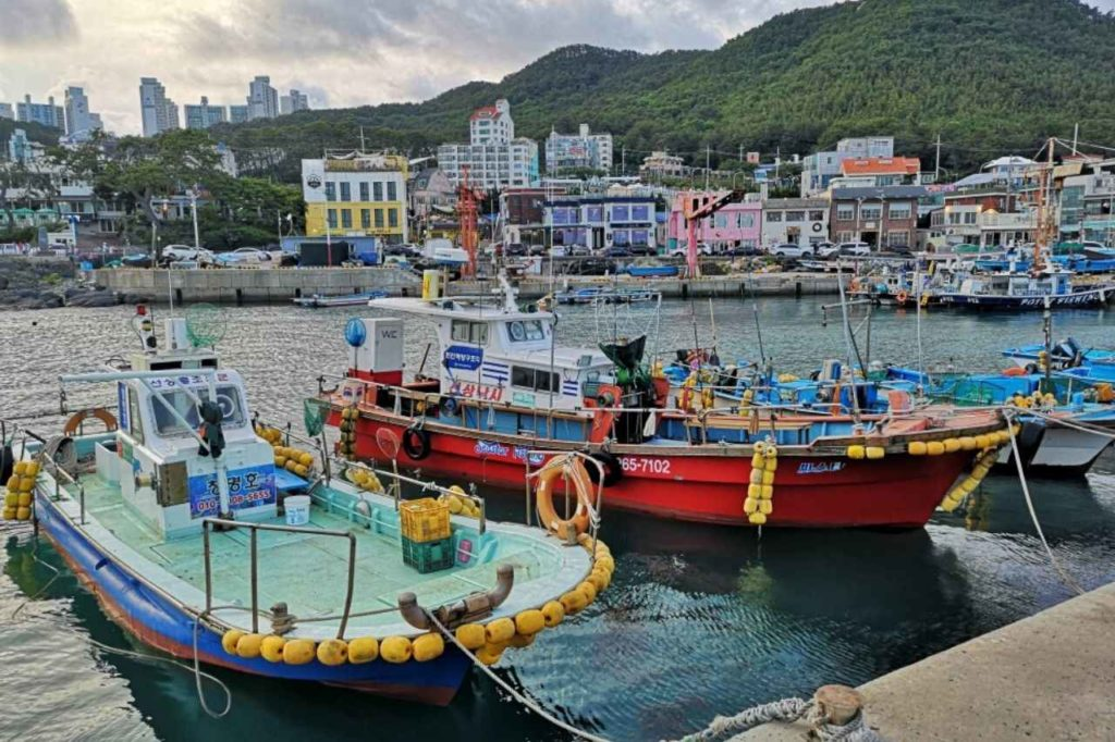Visit to Cheongsapo - one of the best things to do in Busan, South Korea