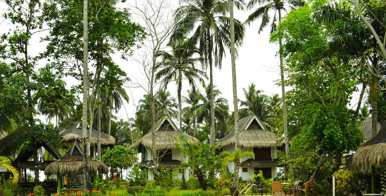 Daluyon Beach and Mountain Resort in Philippines, eco friendly travel destination