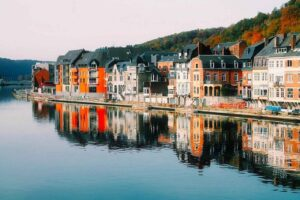 Dinant, Belgium - Hidden gems of Europe
