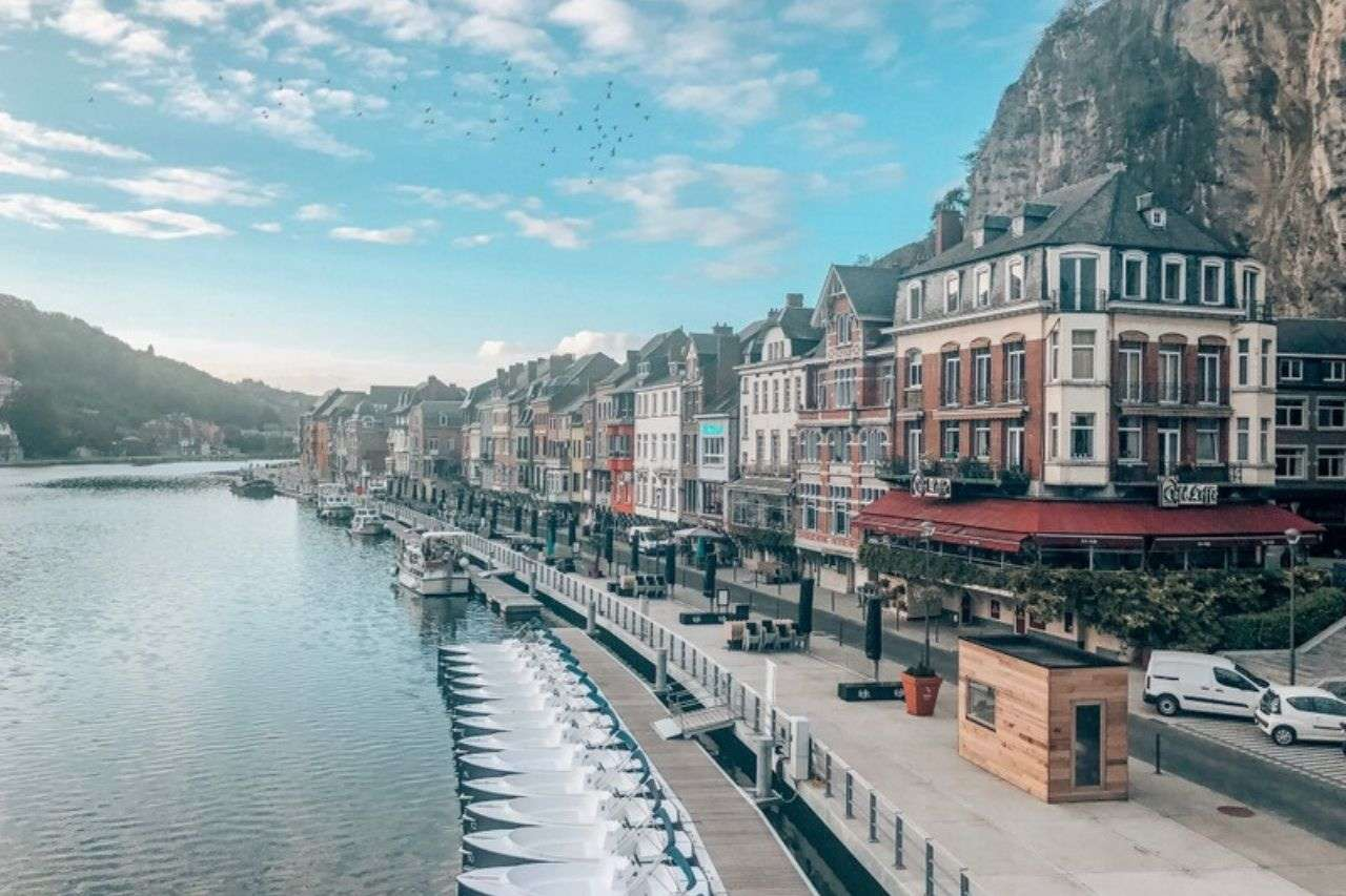 Dinant, Belgium - Hidden Gems in Europe
