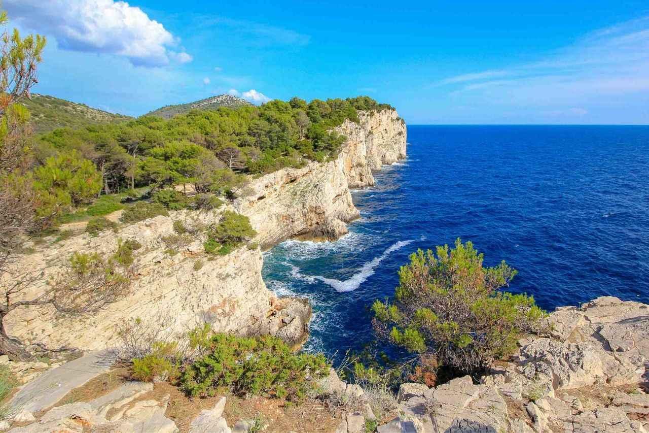 Dugi Otok Croatia - unique places to visit in Europe