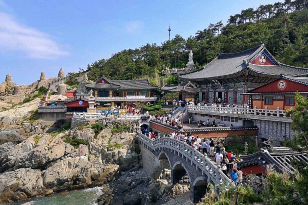 Haedong Yonggungsa - temples of Busan