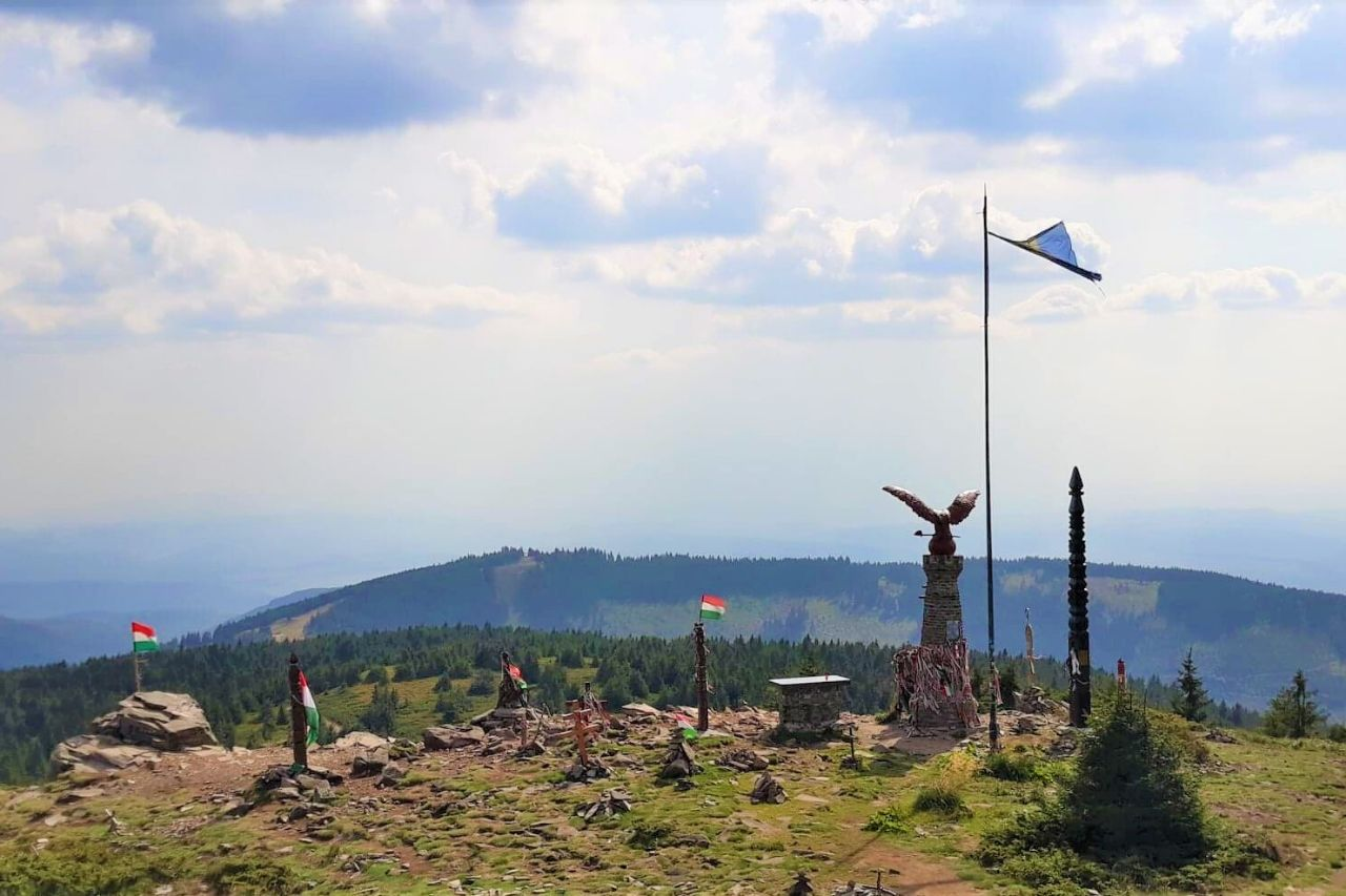 Harghita Mountain, Romania - underrated destinations in Europe