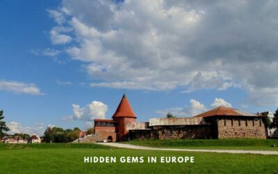 24 Hidden Gems in Europe that you must visit in 2021