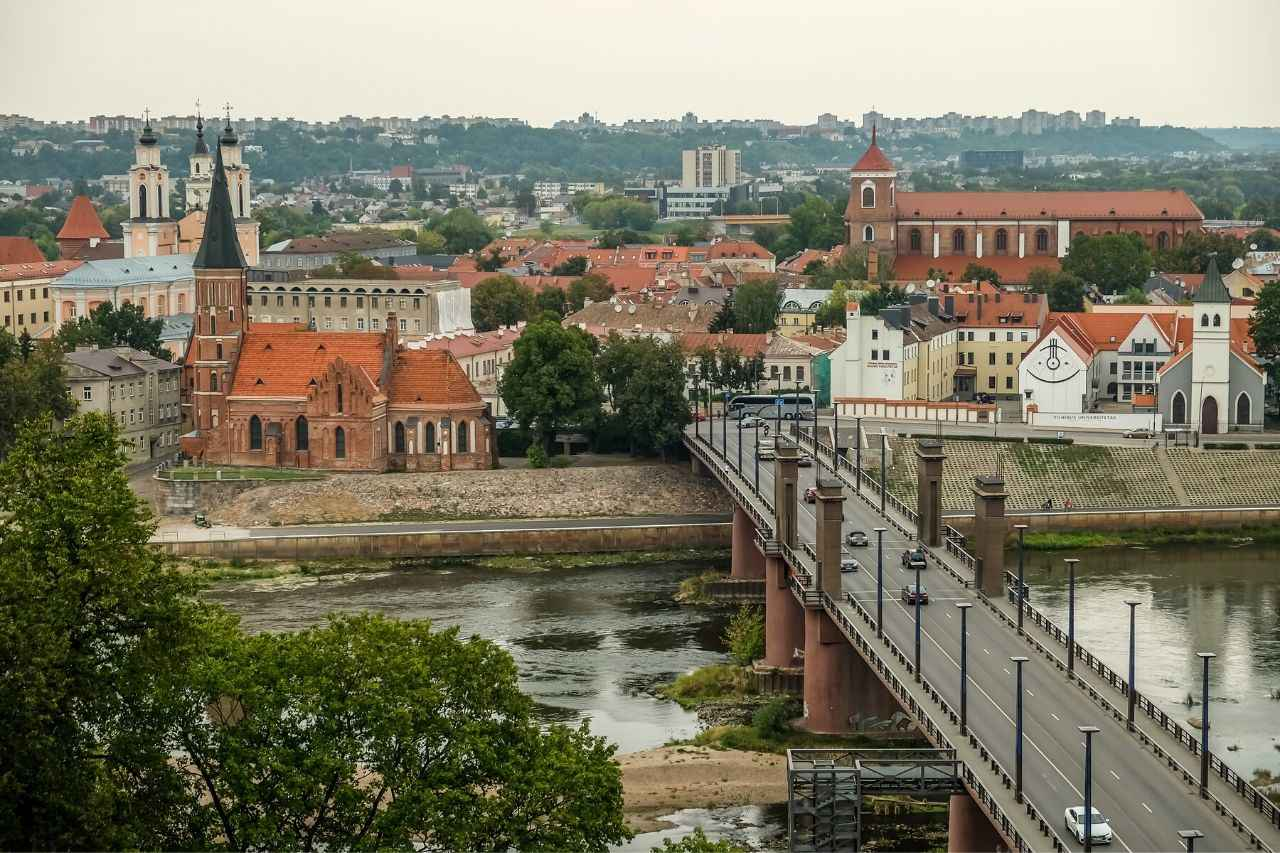 Hidden Gems in Europe - Kaunas, Lithuania
