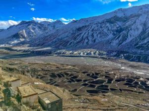 Lahaul Spiti Valley - ecotourism destination in India