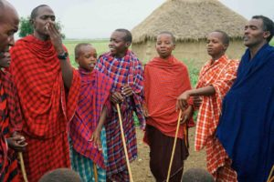 Masaai tribe in Africa interesting cultures around the world