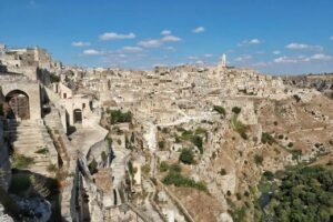 Matera, Italy - unique places to visit in Europe
