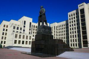 Minsk Independence Square - Belarus - Hidden gems in Europe