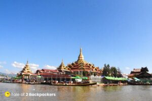 Monasteries at Inle Lake - Things to do in Inle Lake