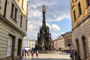 Olomouc Holy Trinity Column_ Hidden Gems in Europe