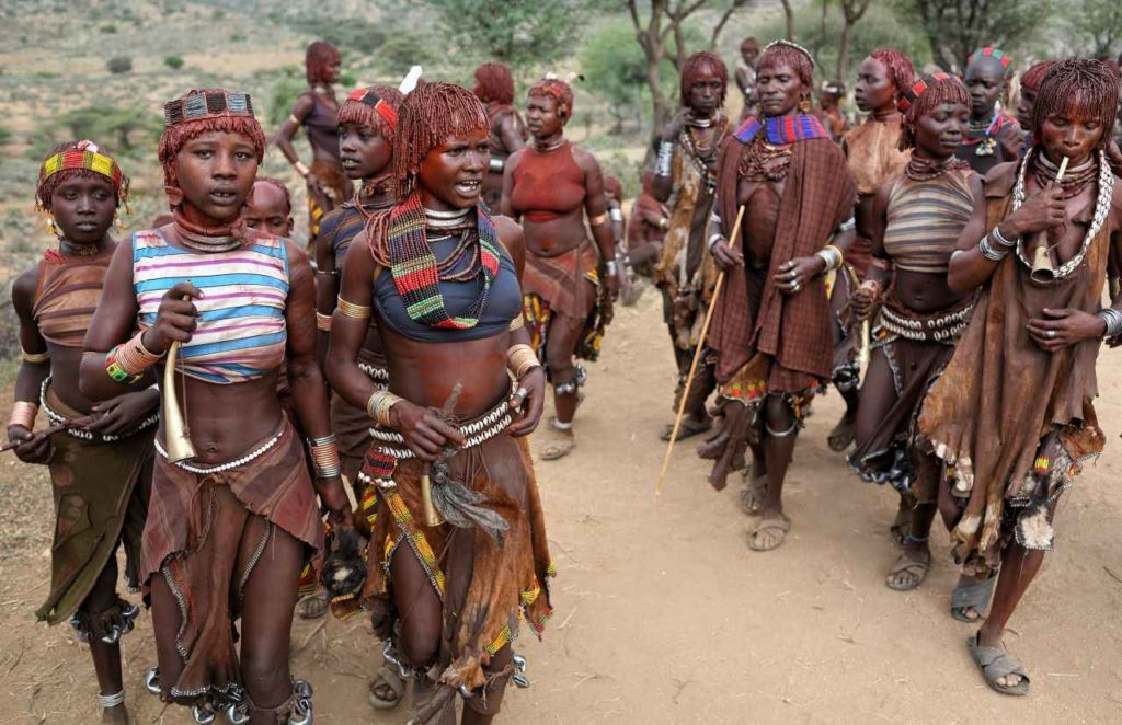Omo People of Ethiopia - interesting cultures around the world