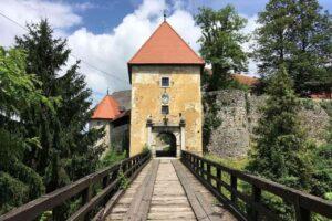 Ozalj Fortress, Croatia - underrated destinations in Europe