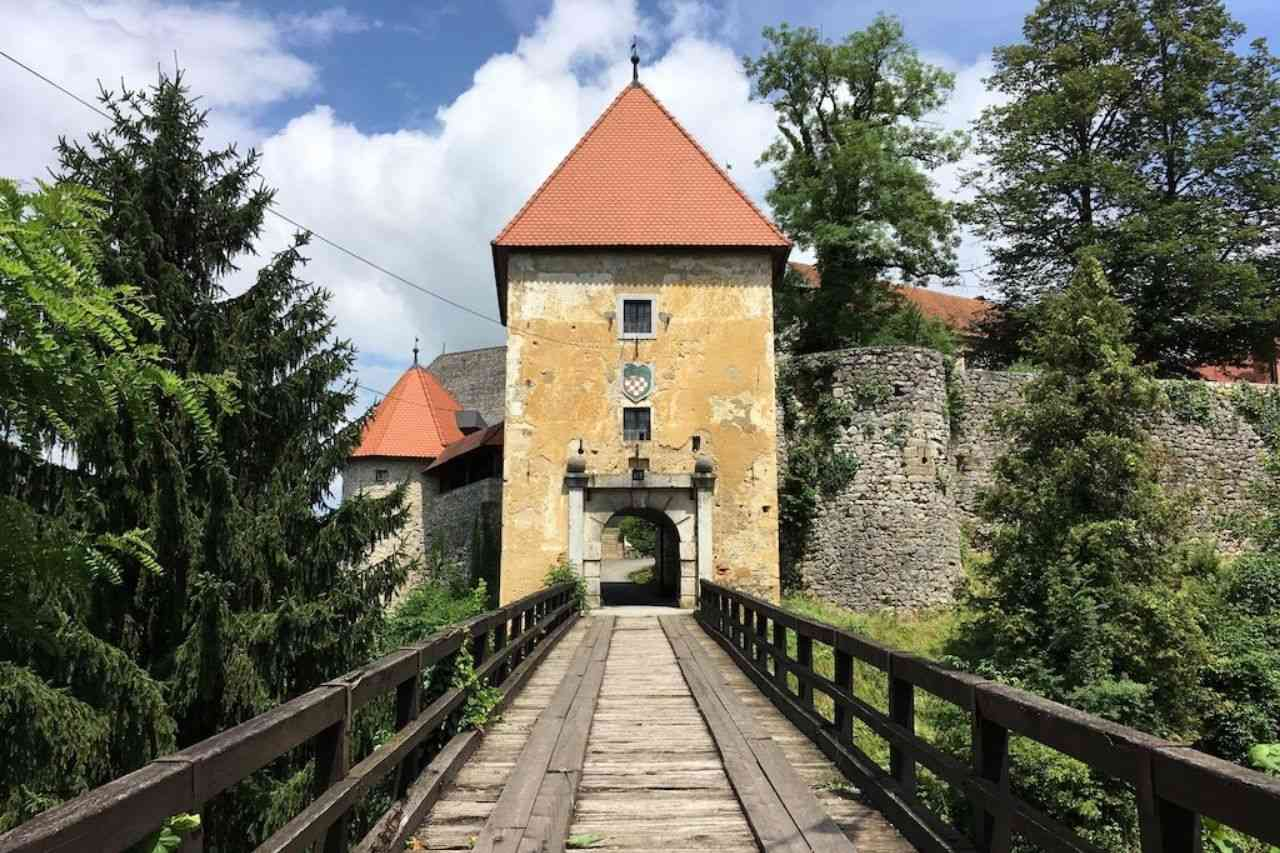 Ozalj Fortress, Croatia - underrated destinations in Europe