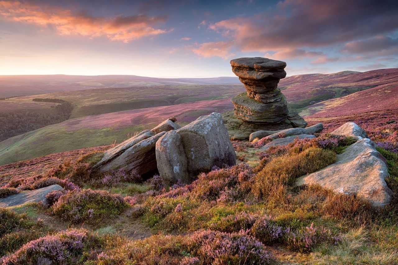 Peak District, UK - Hidden gems in Europe