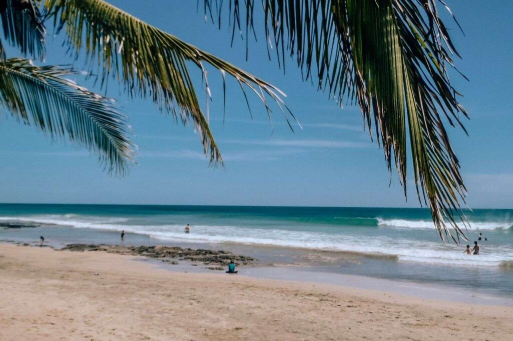 Playa Negra at Costa Rica