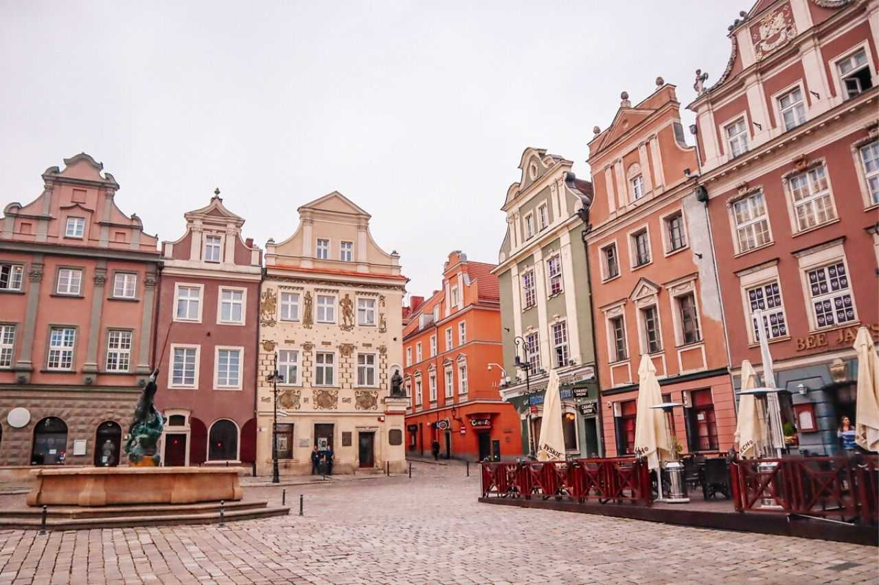 Poznan, Poland - offbeat destinations in Europe