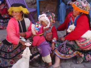 Quechua people from Peru interesting cultures around the world