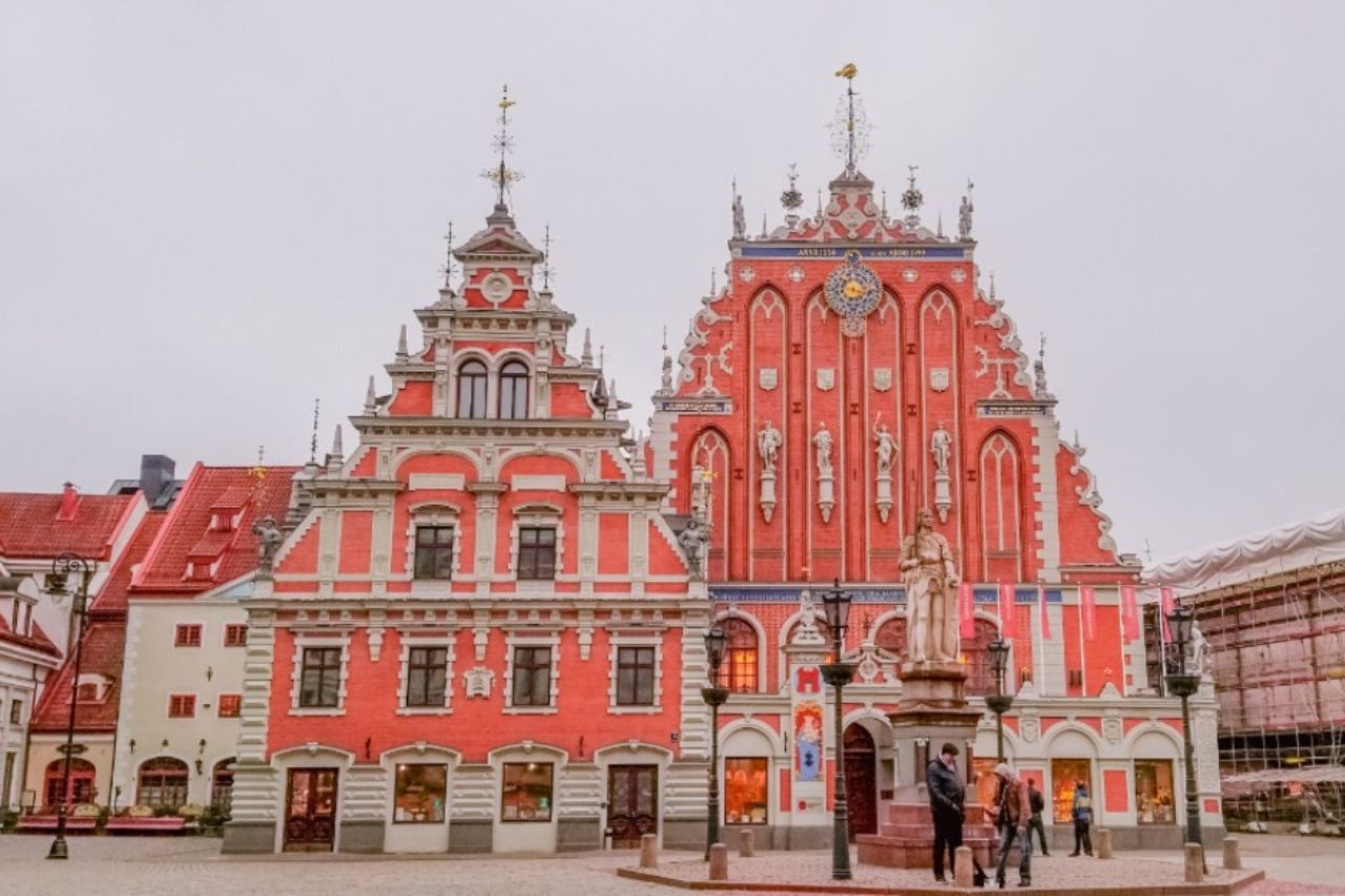 Riga Latvia - Hidden gems in Europe