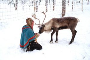 Sami from Lapland