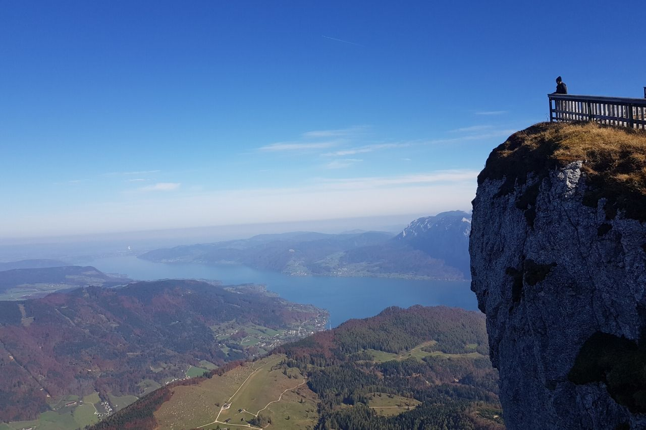 Schafberg mountain - unique places to visit in Europe