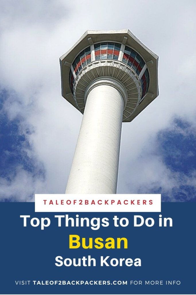 Things to do in Busan - South Korea