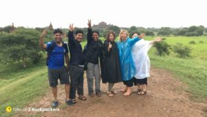 Travel Tips - make new friends