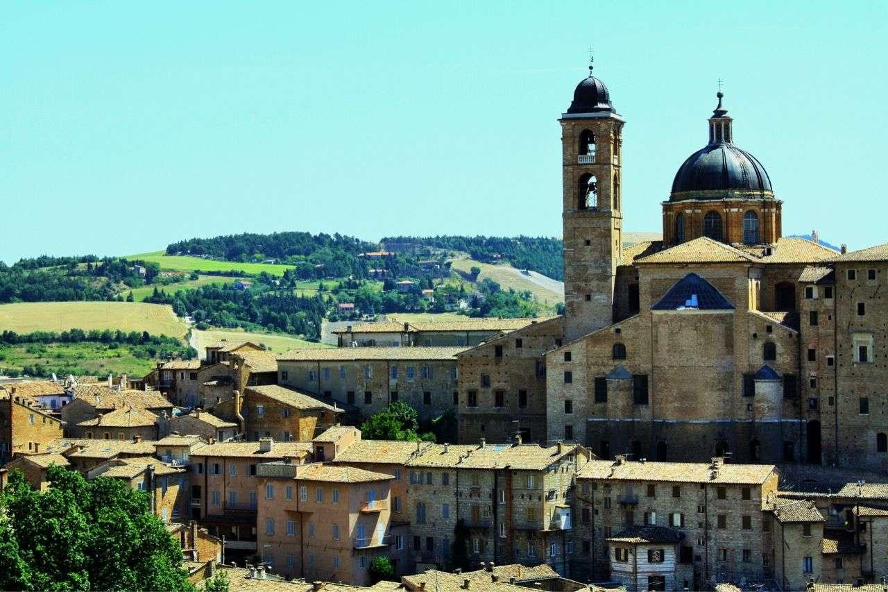 Urbino Le Marche - underrated destinations in Europe