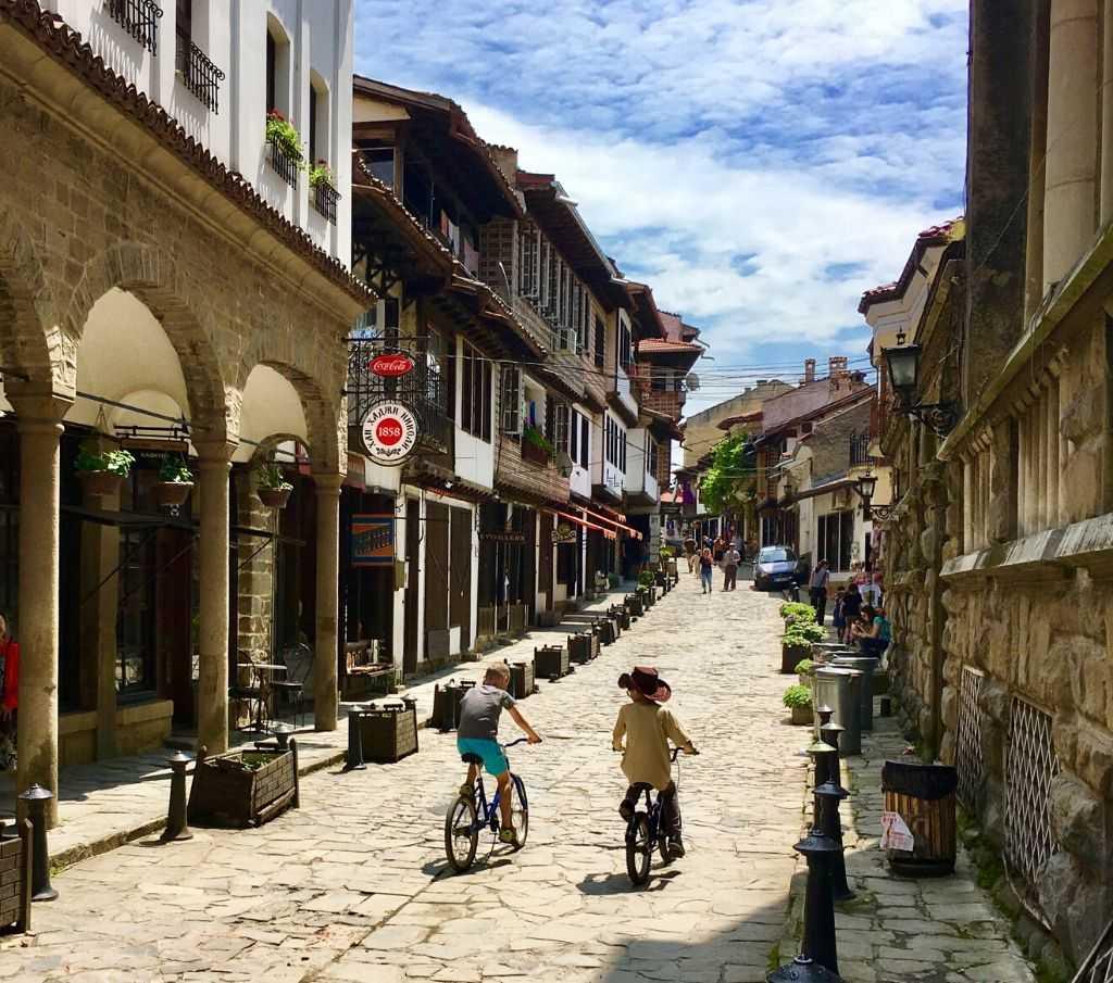 Veliko Tarnovo Bulgaria - Underrated destinations in Europe