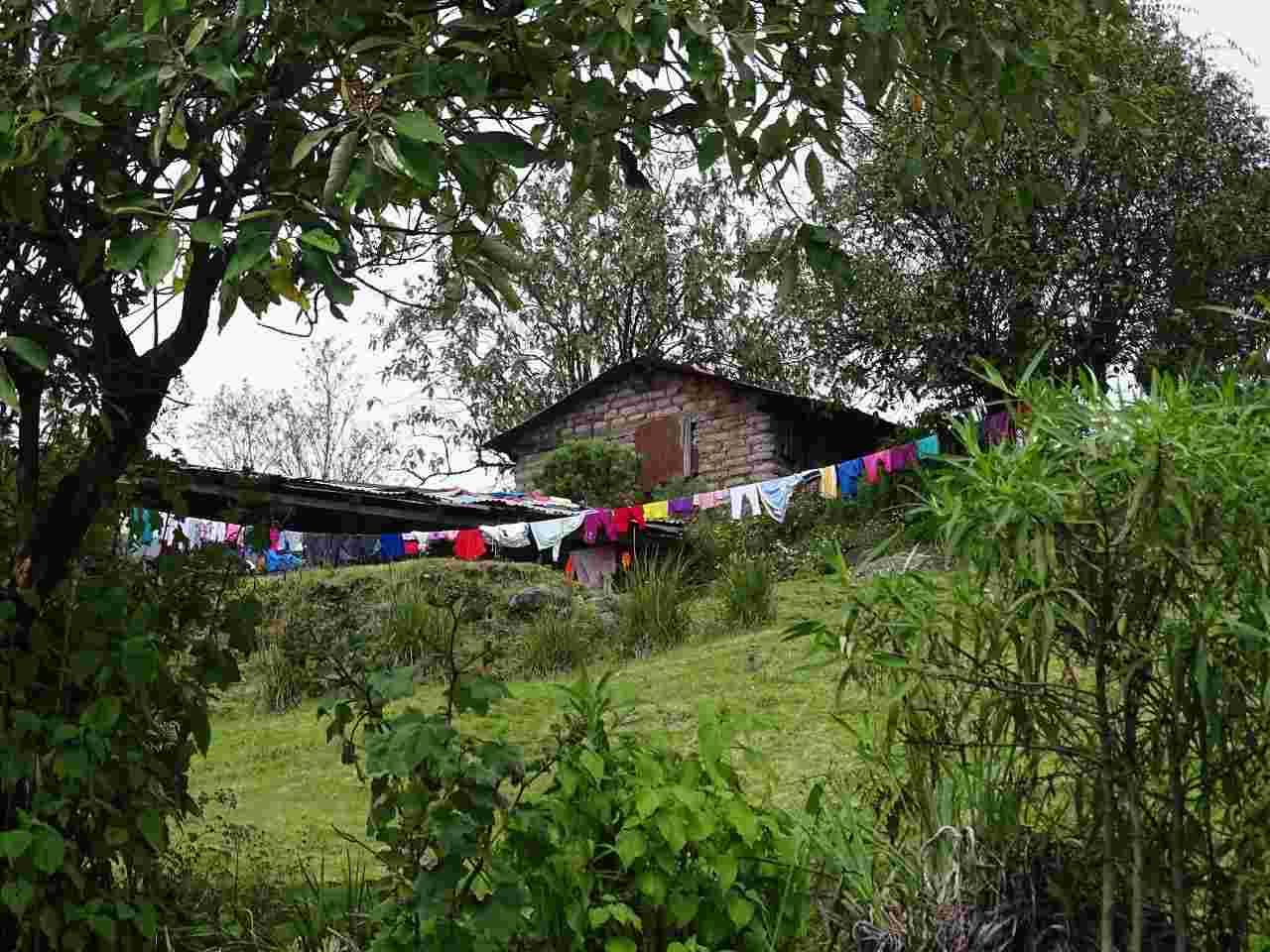 Zapotec village